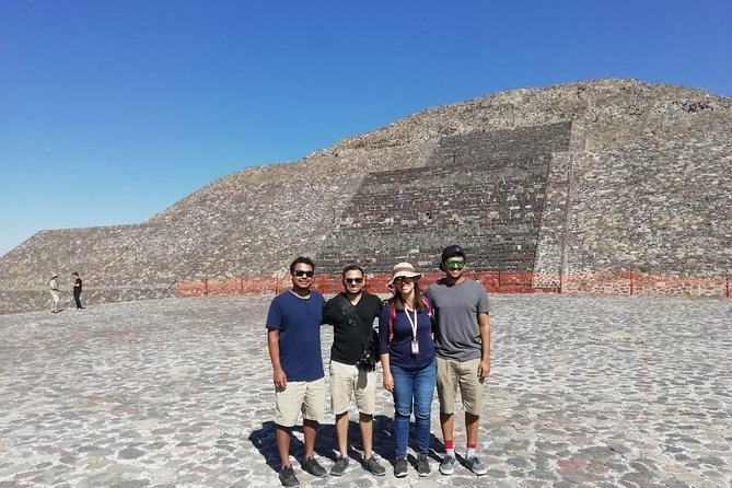 Teotihuacan Pyramids. Private guided tour with early start from Mexico City