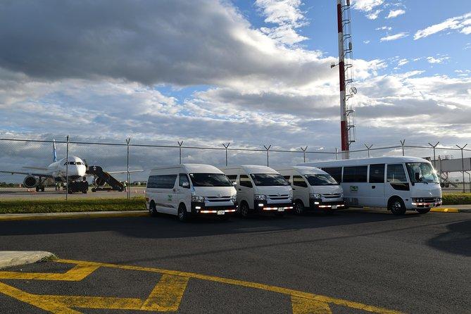 Liberia Airport to Andaz Papagayo Hyatt