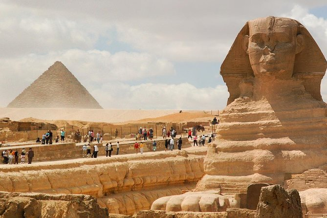 Half or Full day trip to the Pyramids and the Sphinx of Giza (private day tour)
