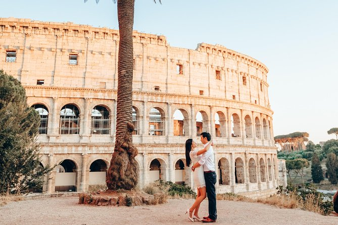 Shoot My Travel Rome- Exclusive Photoshoot With A Local Photographer