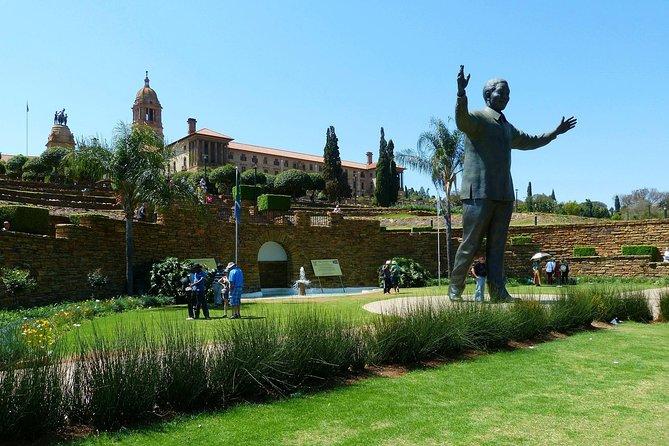 Half Day Pretoria City Tour - Cultural and Historical