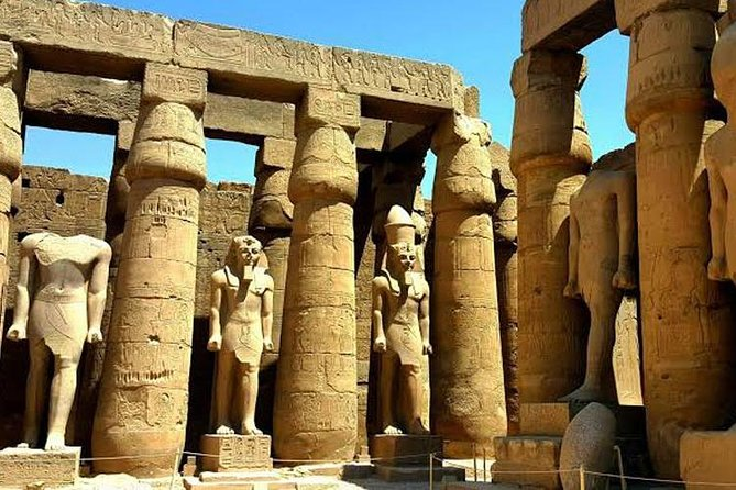 Private Luxor Full-Day Tour To The East and West Banks of The Nile+ Lunch