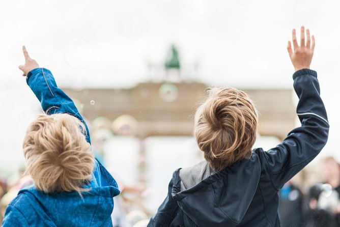 Berlin Private City Tour for Kids and Families