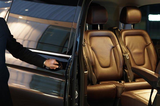 Cruise port VIP Transfer: Cruise port to Stockholm city center 1-6 Passangers