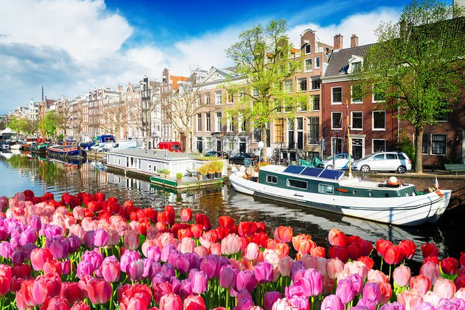 Amsterdam Private Sightseeing Tour for Kids & Families w/Local Guide