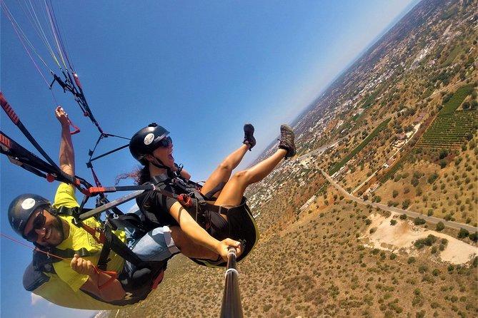 Tandem Paragliding - Loulé
