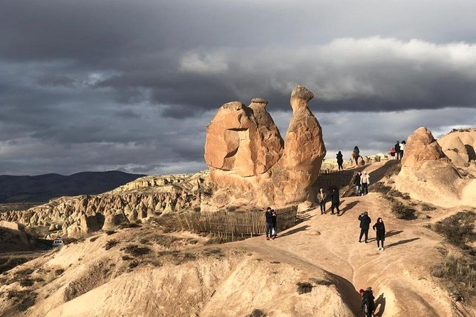 North Cappadocia Small Group Tour, with admission tickets