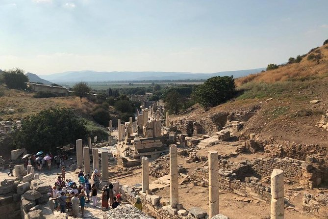 Private Ephesus Tour From Kusadasi Port with Lunch