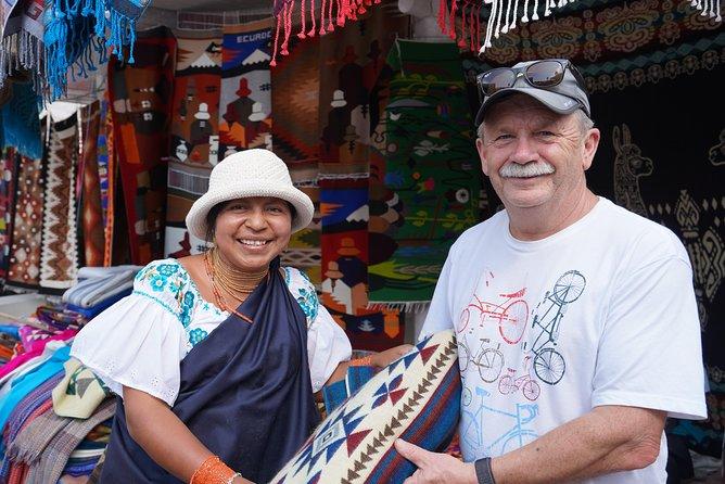 Biking to Otavalo Market - Day trip