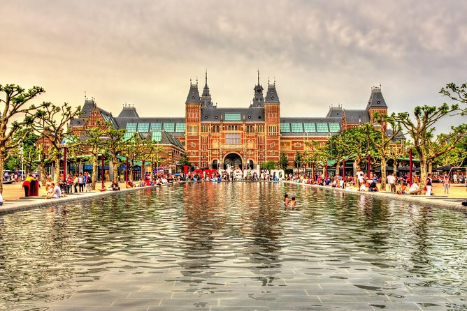 Kid-Friendly Rijksmuseum Private Tour incl. Van Gogh, Rembrandt and more!