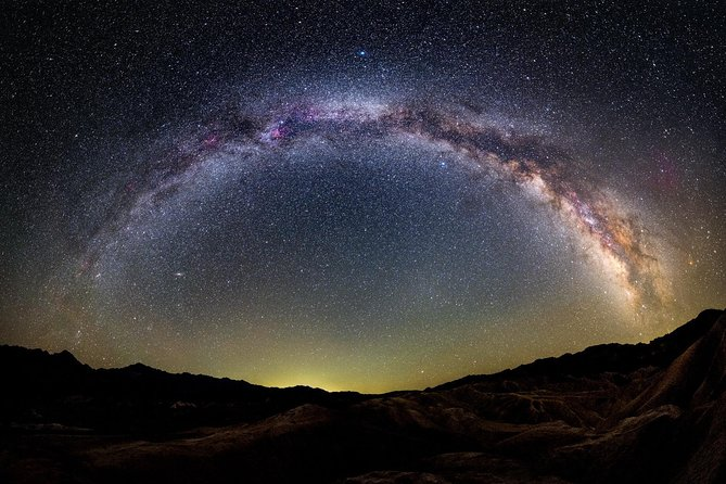 Death Valley Day Tour with Milky Way Viewing