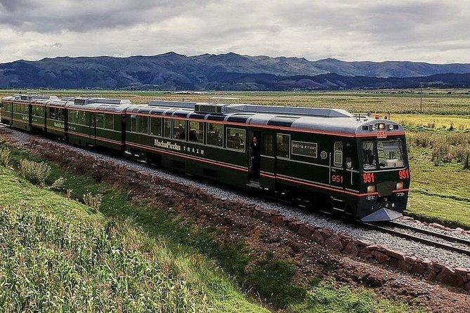 Machupicchu Special Panoramic Train 1 day