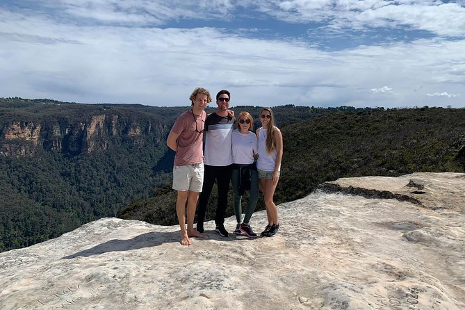 Blue Mountains Full Day Nature Tour for Four