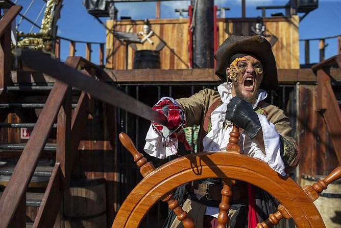 Jolly Roger Deluxe Pirate Ship