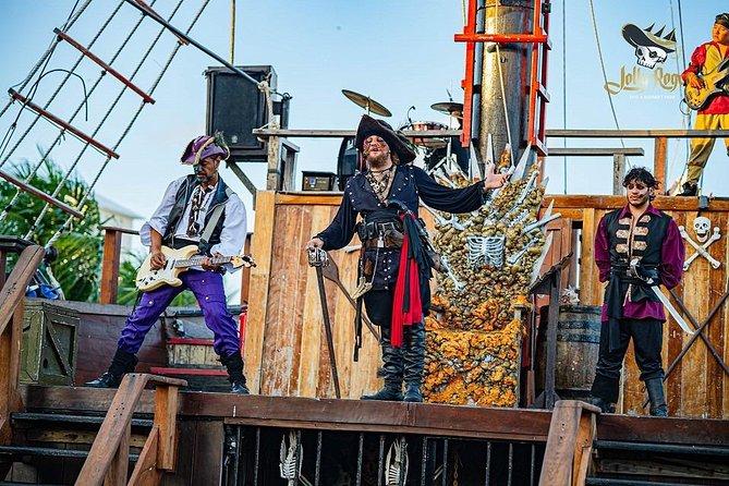 Jolly Roger Premium Pirate Ship