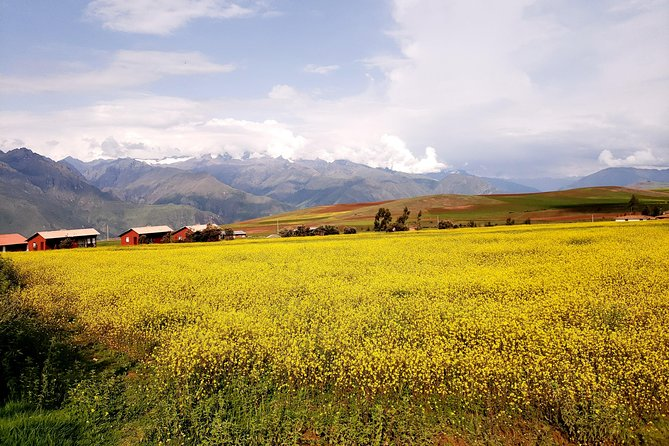 Sacred Valley tour with the most beautiful views