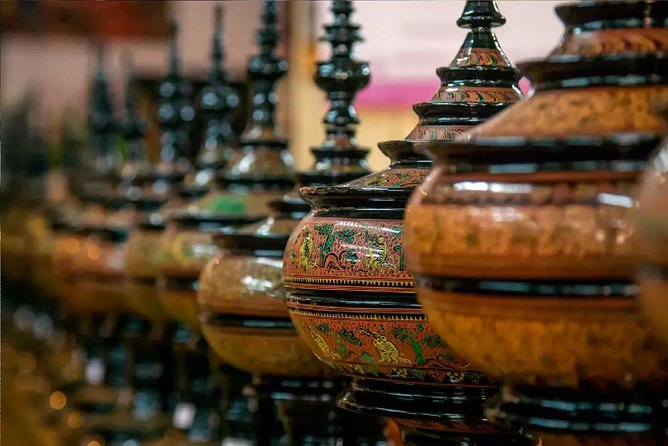 Visit lacquerware workshop in MIn Nan Thu village from Bagan - Private tour