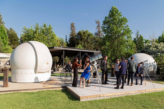 Stargazing and unique experience in Exclusive Observatorie Santiago Chile