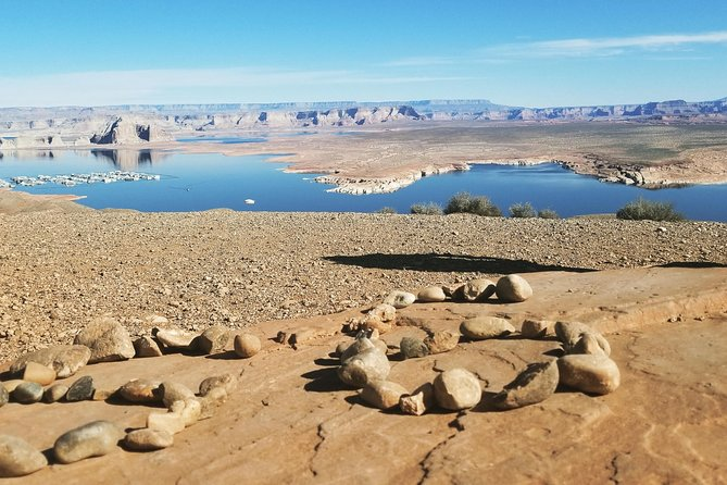 Antelope Canyon and Horseshoe Band Day Tour from Las Vegas