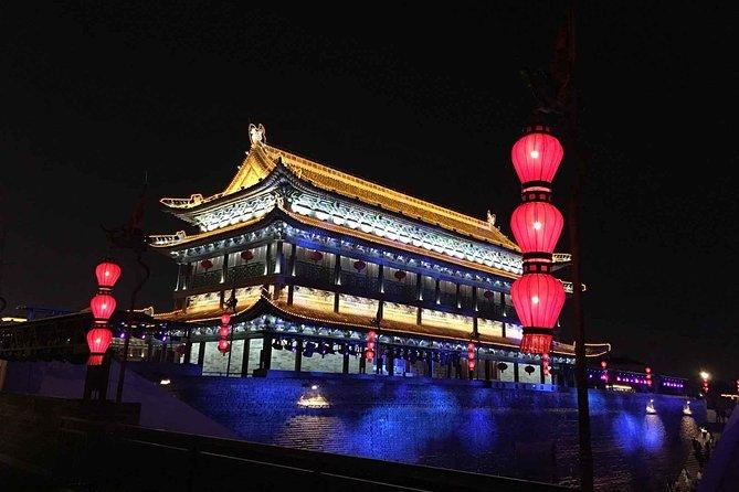 Xian Leisure Evening Walking Tour