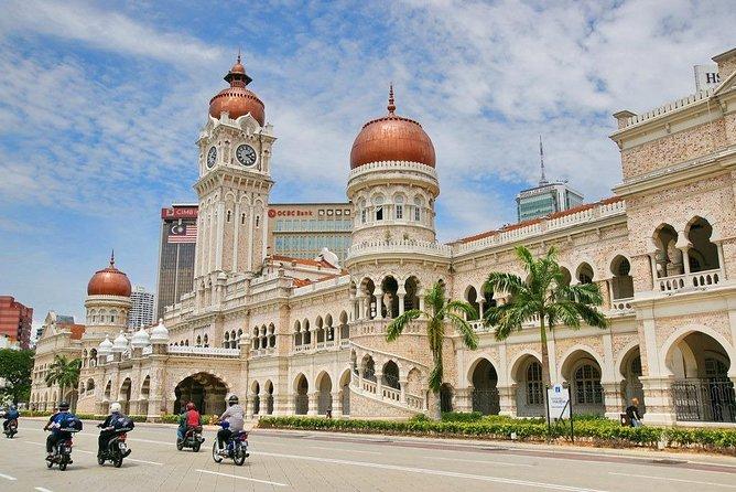 Batu Caves & Kuala Lumpur City Full-Day Tour (8-Hrs)
