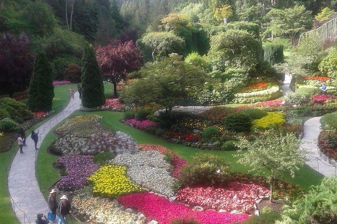 Victoria Gardens and Castles Grand Tour