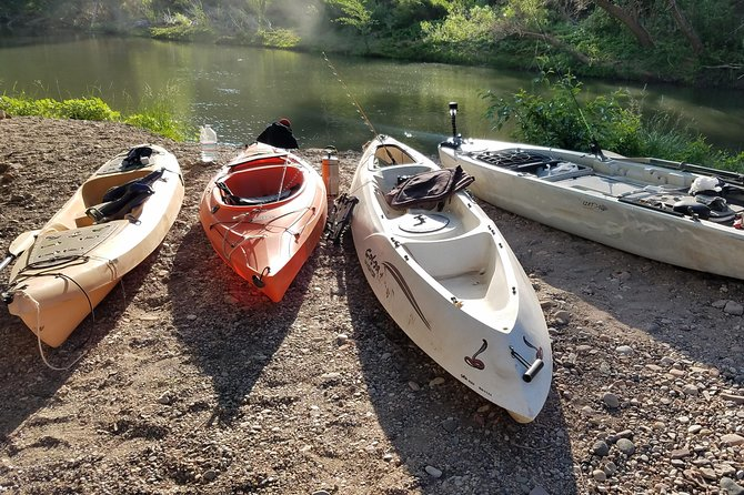 Kayak River Adventure in Cottonwood, AZ