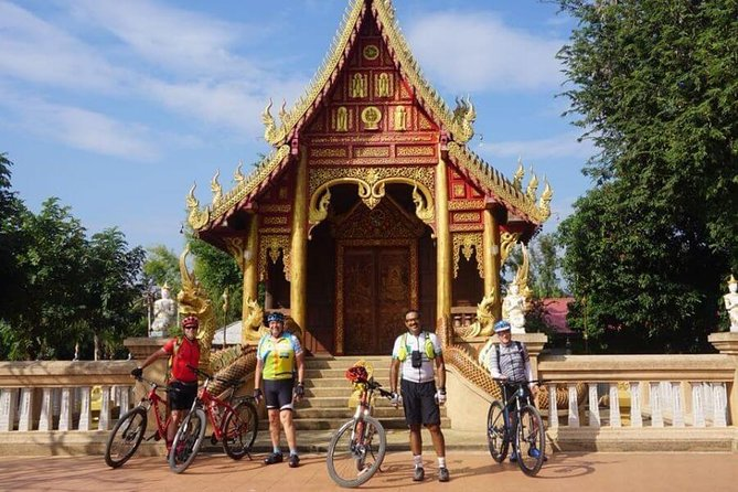 5-day Private bicycle tour Chiang Mai and surroundings