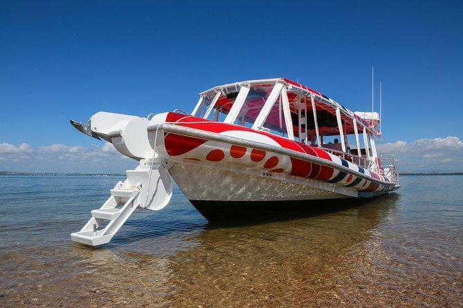 Stradbroke Island Adventure Cruise And Tour Departing Brisbane City