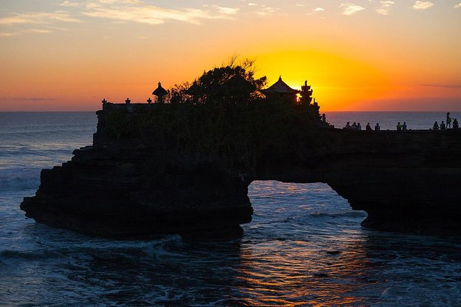 Full-Day Bali Cycling Adventure and Exploring Tour to Tanah Lot