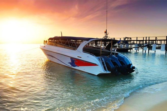 Koh Tao & Koh Nangyuan By Speed Boat