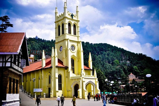 Shimla The Queen Of Hills Tour Package 03 Days