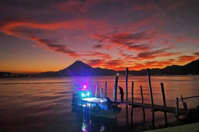 Transportation to Panajachel/Lake Atitlan