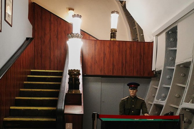 Tour of Stalin`s Bunker photo 3