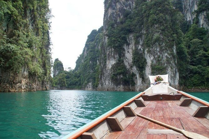 3-Day Private Khao Sok Safari from Phuket, Surat Thani or Krabi