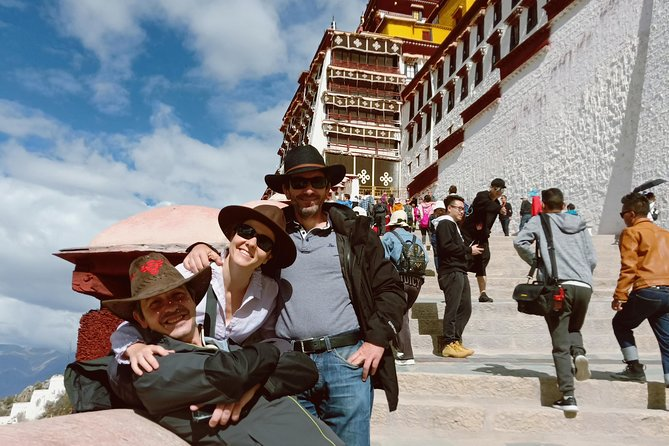 Group 3-Night Holy City Lhasa Tour