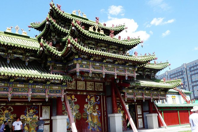 Private City Tour - Ulaanbaatar