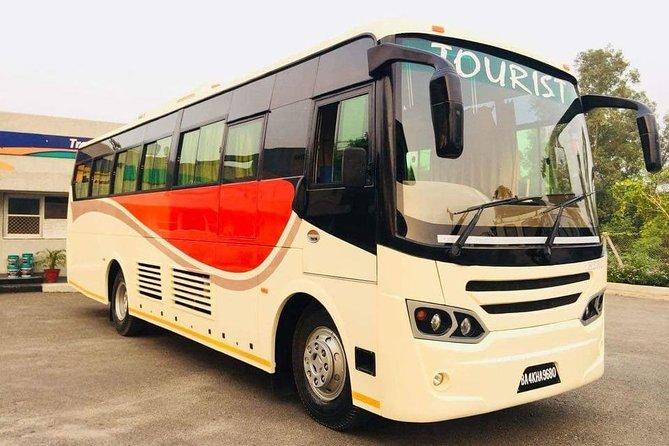 Kathmandu to Chitwan bus tickets booking