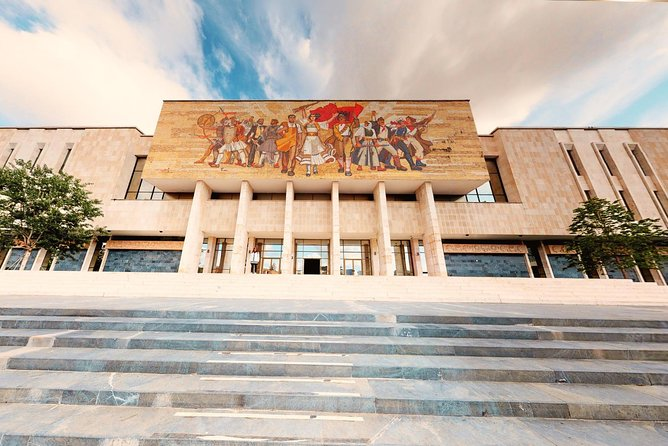 Full-Day Guided Walking Tour of Tirana