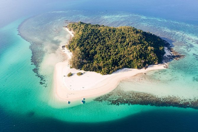 Full-Day Private Phi Phi & Bamboo Islands Snorkeling Trip w/ Lunch by Speedboat