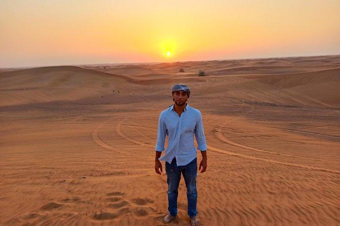 Desert Safari Dubai with Barbeque