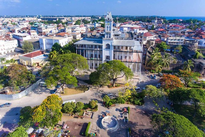 Stone Town Guidebook + Stone Town Tourist Map