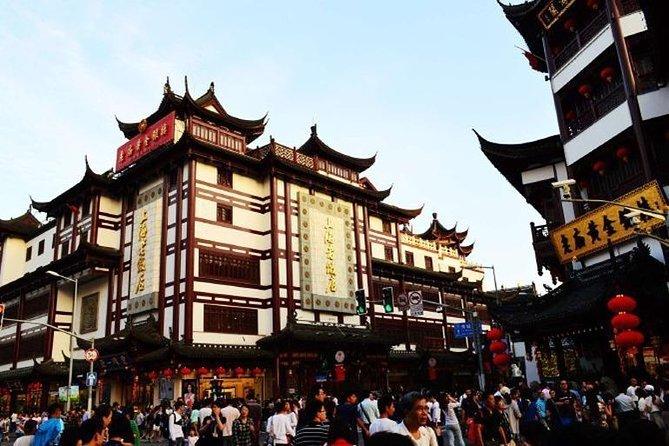 Shanghai Day Tour to Yuyuan,World Financial Center,Museum,the Bund,Old Street