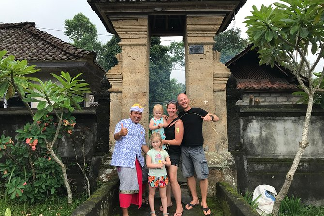 Private Bali Tour with Private Tour Guide