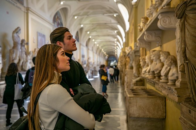 Skip the Line Vatican & Sistine Chapel Tour for Kids & Families w Hotel Pick Up