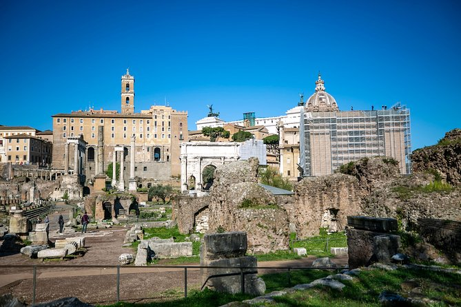 Skip-the-line Exclusive Tour of the Coliseum, Forum, Palatine Hill &Ancient Rome