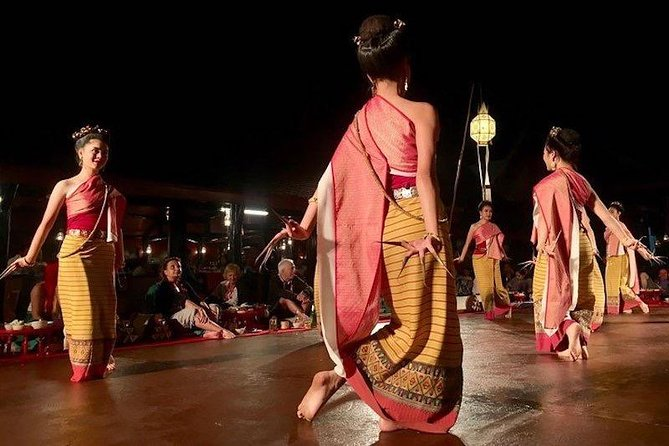 Khum Khantoke Dinner and Cultural Show at Chiang Mai Admission Ticket