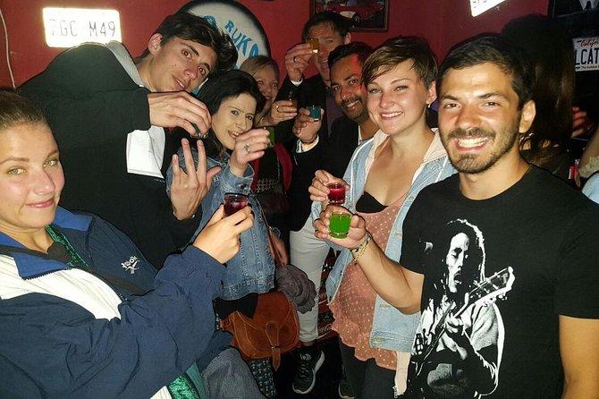 Malaga Pub Crawl Enjoy the Night. Feel the City of Malaga