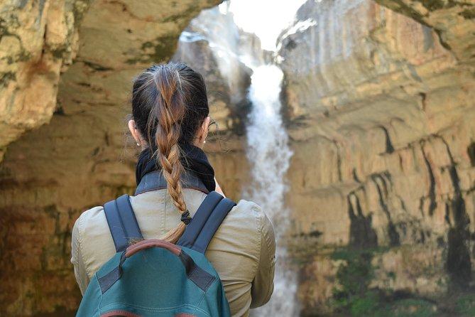 Hiking Baatara Gorge to Douma Village from Beirut