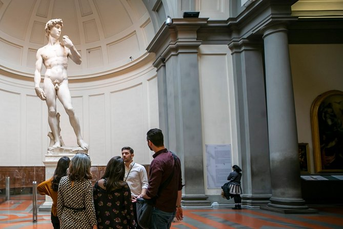 Private Florence Academy Gallery Tour Skip-the-Line Entry & Michelangelo's David